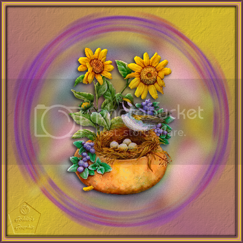 bird,flowers,sunflowers,floral arrangement,Goldie's Graphix